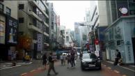 walking in Gangnam, Seoul, Korea / 在韩国江南区走路 / 강남에 걸고 있어요